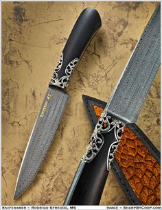 Photos SharpByCoop • Gallery of Handmade Knives - Page 42