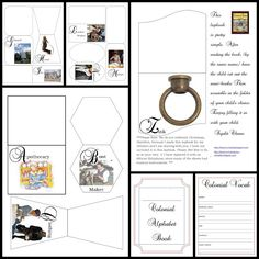 Free Colonial Times from A-Z Lapbook