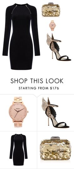 Youth Sunday by sidoney-sterling on Polyvore featuring T By Alexander Wang, Sophia Webster, Jimmy Choo and Nixon