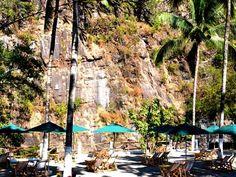 Puerto Vallarta Restaurant El Rio BBQ - Bar: great food, great setting and great music. Puerto Vallarta Restaurant, Bbq Bar, Mexico Vacation, Best Sites, Rio, Gypsy, Photo Galleries, Restaurants, Destinations