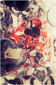 BUBBLES 3 by atelier olschinsky , via Behance