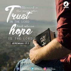 Jeremiah 17:7 (NKJV) #dailybreath #bibleverse #ruahministry #alwinthomas #trust #hope