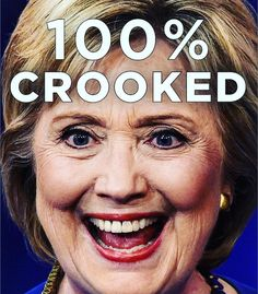 Image result for crooked hillary