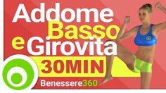 Esercizi per Addome Basso e Girovita