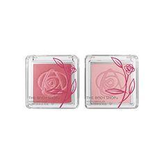 The Body Shop - Rose Flower Blush