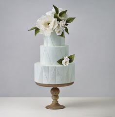 TRIANGLE TILES CAKE FULL PROFILE