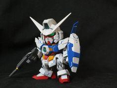 SD Gundam AGE 1 ver Keita
