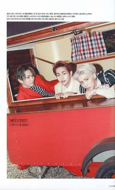 Key, Onew, Jonghyun   The Celebrity Magazine June Issue '15