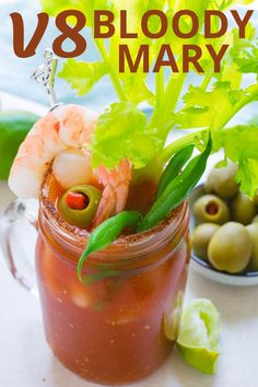 Alcohol Drink Recipes, Vodka Drinks, Yummy Drinks, Beverages, Vodka Recipes, Best Bloody Mary Recipe, Bloody Mary Recipes, Bloody Mary Salt Rim Recipe, Blanching Green Beans