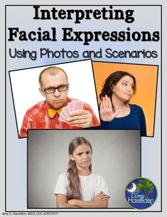 Social skills for speech therapy is all about interpreting facial expressions and body language that can be extremely difficult for many people. Students with autism spectrum disorders often have the most difficult time with these skills. This unit can be downloaded as a PowerPoint or printed and placed in page protectors.