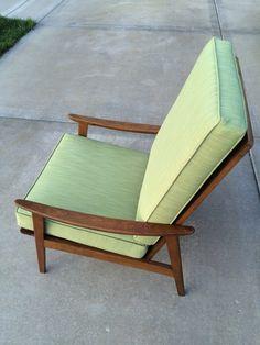 Mid Century Modern Danish Chair