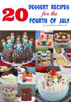 20 Fourth of July De