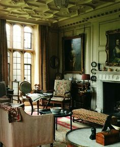 English room.