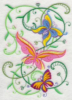 Machine Embroidery Designs at Embroidery Library! - Color Change - J6179 41114