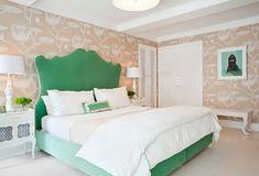 Blanco Interiores: Vestido de verde!