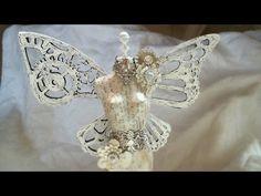 Steamy chic dressform - YouTube