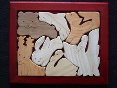 2D Assemble Puzzles - Puzzle
