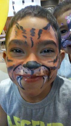 #tigerfacepaint #zoofacepaint #ocalafacepaint #funfacesballooncreationsfacepaint