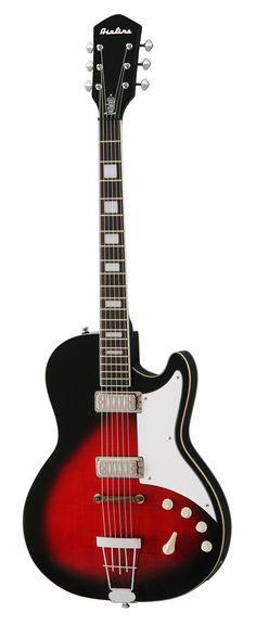 AIRLINE Jupiter   Eastwood Guitars