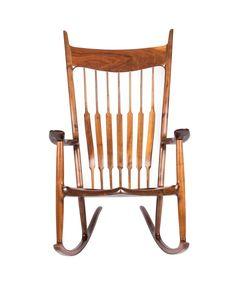 sam maloof rocker sam maloof teak and rocking chairs