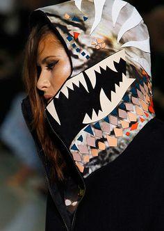 Dw by Kanye West Spring/Summer 2012 at Paris Fashion Week