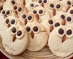 50 Cute Thanksgiving Treats (Owl Cookies are Acorn Cookies, Turkey Cookies, Owl Cookies, Cookies Kids, Sugar Cookies, Thanksgiving Treats, Fall Treats, Holiday Treats, Thanksgiving Decorations