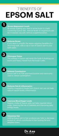 Completely Heal Any Type Of Arthritis - Arthritis Remedies Hands Natural Cures - Epsom salt benefits - Dr. Axe - Arthritis Remedies Hands Natural Cures Completely Heal Any Type Of Arthritis - Natural Home Remedies, Natural Healing, Natural Oil, Herbal Remedies, Holistic Remedies, Holistic Healing, Holistic Medicine, Iaso Tea, Health And Beauty