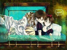 harry james potter, snow white, and tom marvolo riddle (grimm's fairy tales, harry potter, and snow white and the seven dwarfs) drawn by furayu (flayu) - Danbooru Harry Potter Beasts, Female Harry Potter, Harry Potter Toms, Arte Do Harry Potter, Harry Potter Ships, Harry James Potter, Harry Potter Anime, Harry Potter Universal, Drarry