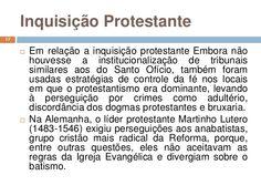 inquisição protestante - Pesquisa Google