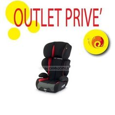 Jane Montecarlo R1 Car Seat 2012 at a price of € 159!  Montecarlo R1 is a multi-group safety seat designed to fit the child at each stage of its growth.  http://www.lachiocciolababy.it/bambino/seggiolino_auto_jane_montecarlo_r1_2012-4017.htm