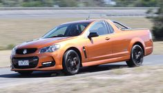 2017 Holden SS Ute Review Aussie Muscle Cars, Limited Slip Differential, Pickup Trucks, Engine, Vehicles, Sports, Hs Sports, Motor Engine, Sport