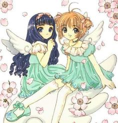 Madison (Tomoyo) & Sakura ¦ Card Captors.!
