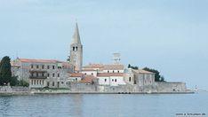Zentrum der Altstadt von Porechttp://www.e-kroatien.de/istrien/porec#kroatien #porec #istrien #urlaub #ferien #parezano