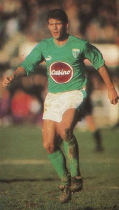 PATRICE GARANDE 1987-1989 SAINT ETIENNE Saint Etienne, Saints, Running, Keep Running, Why I Run