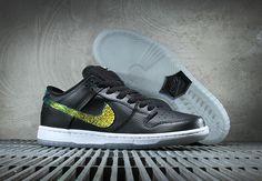 "Nike SB Dunk Low ""Sparkle Swoosh"" - SneakerNews.com"