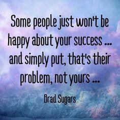 Your Friends Jealous Of Success Quotes