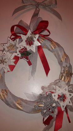 Christmas decor. Handmade by Angela