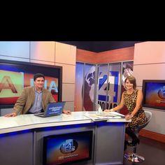 Registro de la entrevista en Telemazonas con Janeth Hinostroza. Tema Redes Sociales y Política