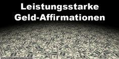 Einführung in Geld-Affirmationen