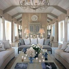 French style interior