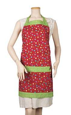 Apron from ConnectingThreads.com