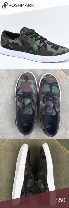 cfd9da44500ac2 NIB NIKE SB Portmore II Ultralight Camouflage 9 Brand new in box-box has NO  TOP. Men s size Could fit woman size Nike Shoes Sneakers