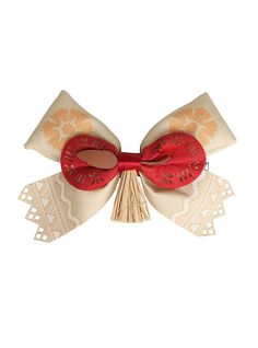Disney Moana Cosplay Hair Bow,