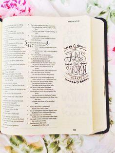 psalms 147 Scripture Journal