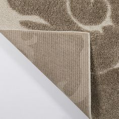 Found it at Wayfair - Canyon Contemporary Beige Area Rug