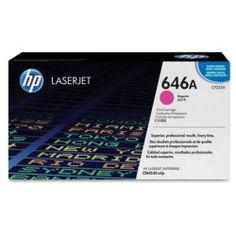 Today Recommend - HP 646A (CF033A) Magenta Original LaserJet Toner Cartridge HEWCF033A