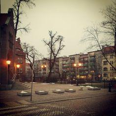 Plac Curie-Sklodowskiej