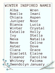 Pretty Names, Cute Baby Names, Unique Baby Names, Kid Names, Book Writing Tips, Writing Words, Baby Girl Names Uncommon, Old Fashioned Names, Middle Names For Girls
