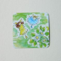 Magmet - 'Grass fairies' £1.75