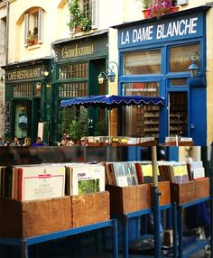 Quartier Latin, Rue de la Montagne Sainte-Geneviève, Paris V